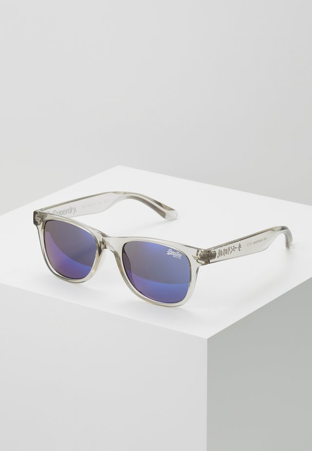 SUPERFARER - Lunettes de soleil - gloss crystal grey
