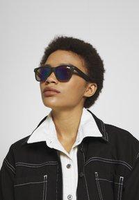 Superdry - SUPERFARER - Sunglasses - rubberised black - 1