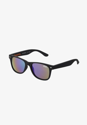 SUPERFARER - Sonnenbrille - rubberised black