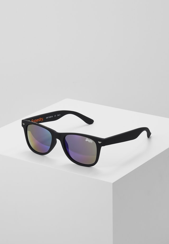 SUPERFARER - Sunglasses - rubberised black