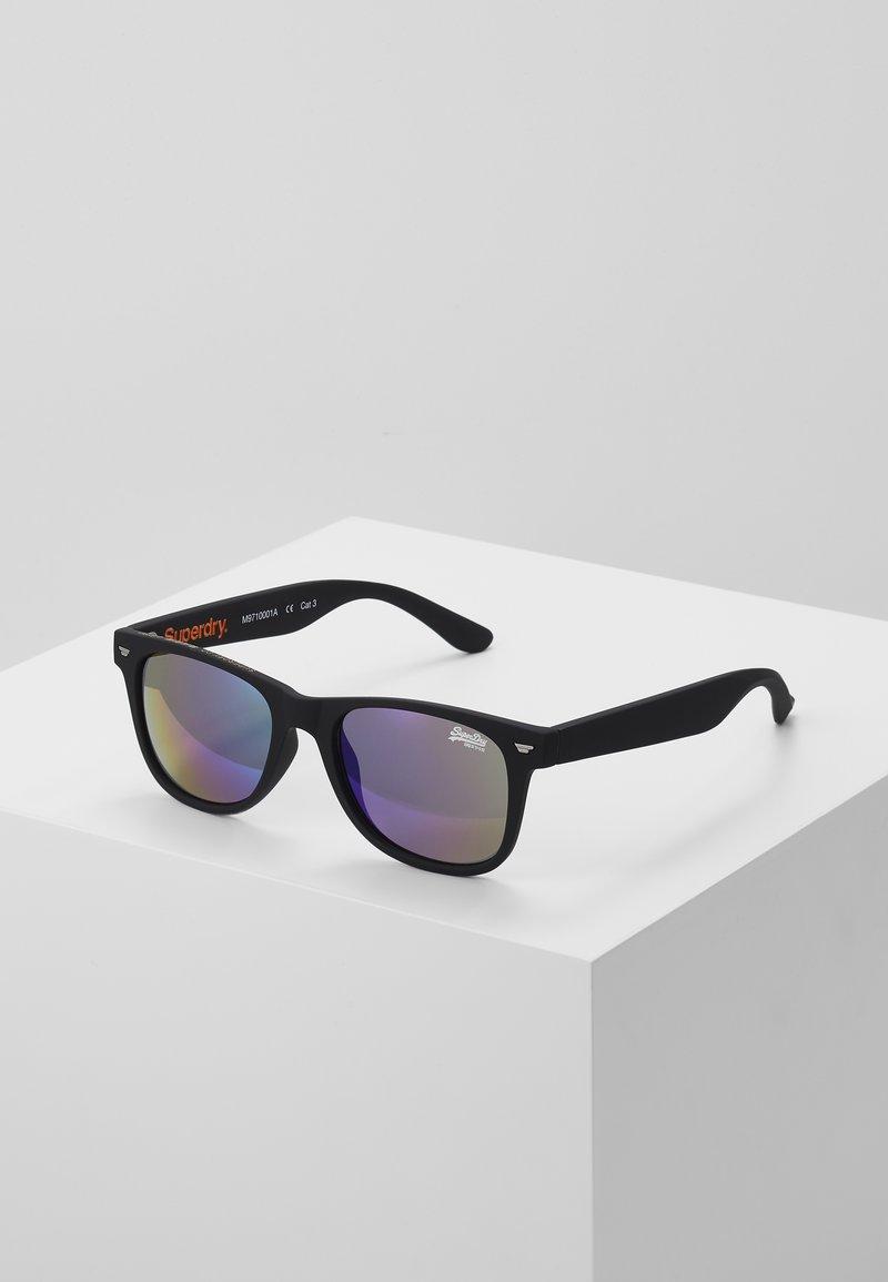 Superdry - SUPERFARER - Sunglasses - rubberised black