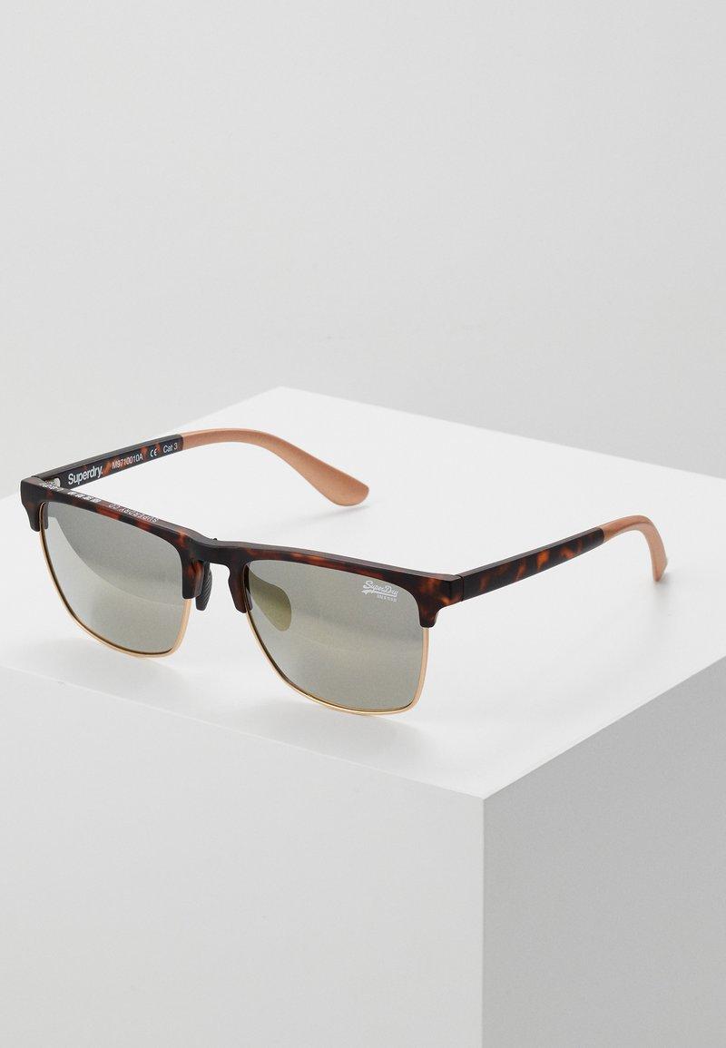 Superdry - FIRA - Gafas de sol - rubberised tort