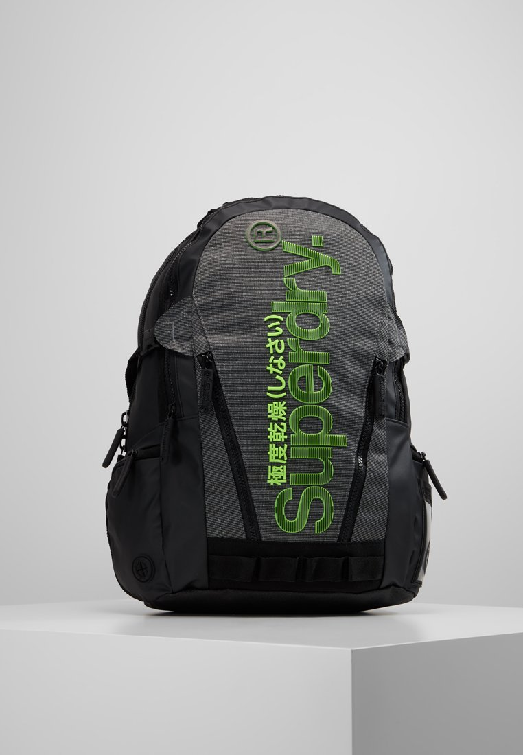 Superdry - LINE TARP BACKPACK - Tagesrucksack - grey