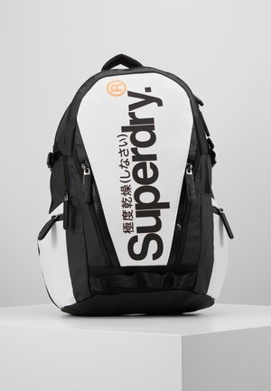 TARP BACKPACK - Reppu - white
