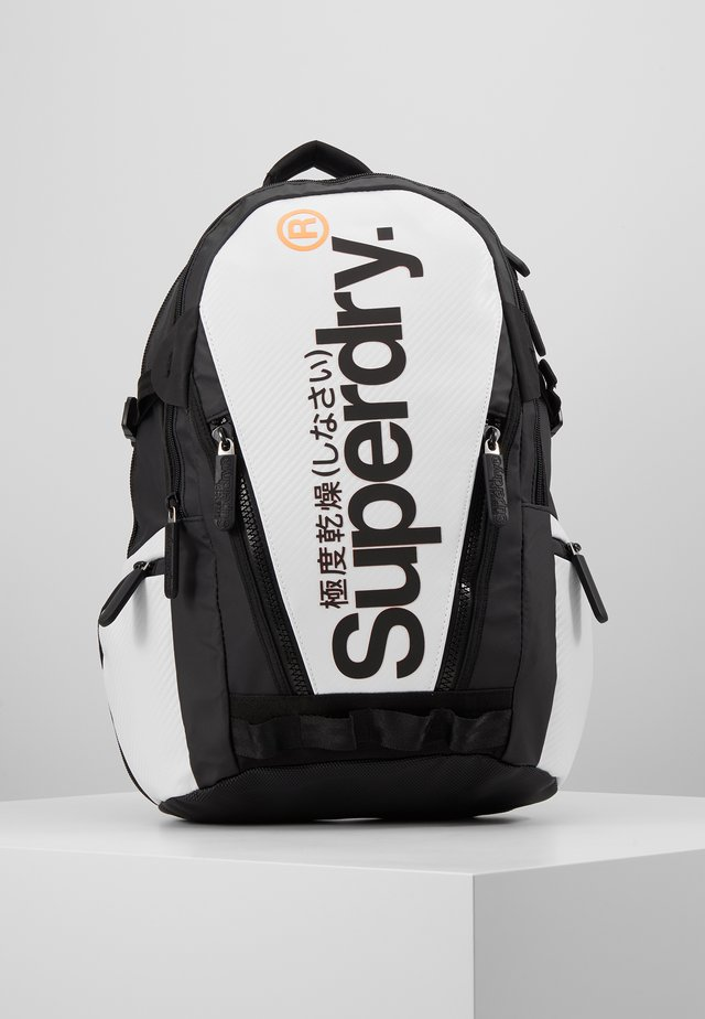 TARP BACKPACK - Rucksack - white