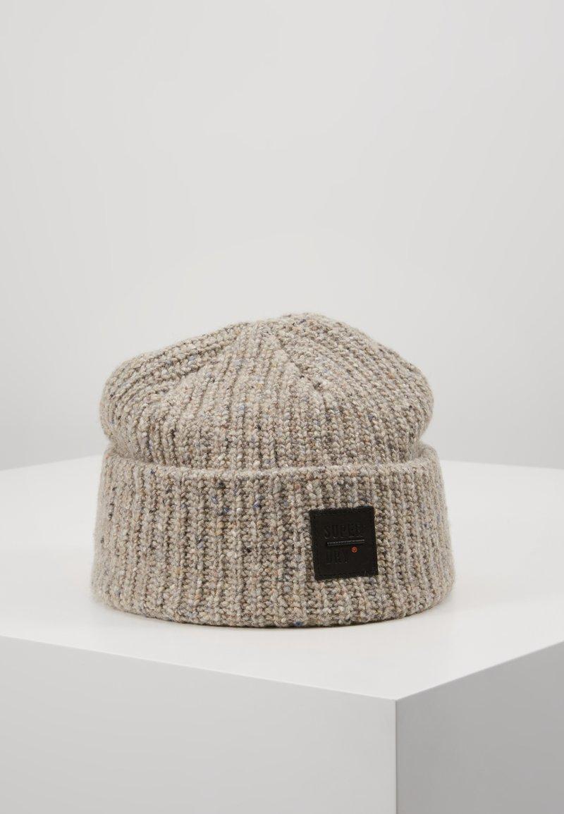 Superdry - SURPLUS BEANIE - Bonnet - oatmeal
