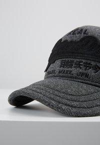 Superdry - OUTLINE PREMIUM CAP - Casquette - grey marl - 4