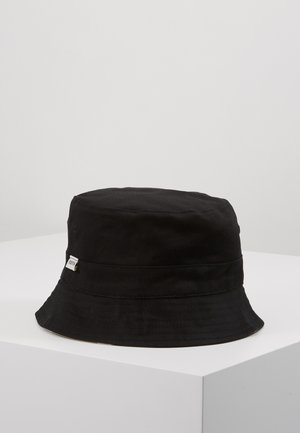 REVERSIBLE BUCKET HAT - Hattu - black