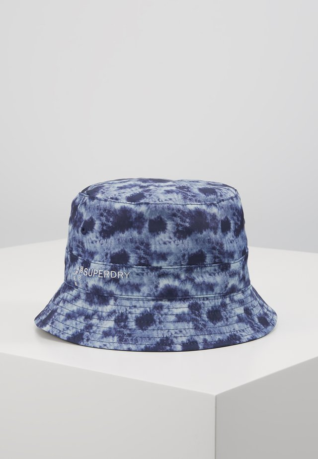 REVERSIBLE BUCKET HAT - Chapeau - tie dye