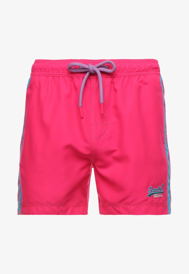BEACH VOLLEY  - Zwemshorts - sunblast pink