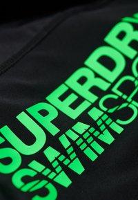 Superdry - Zwemshorts - black - 4