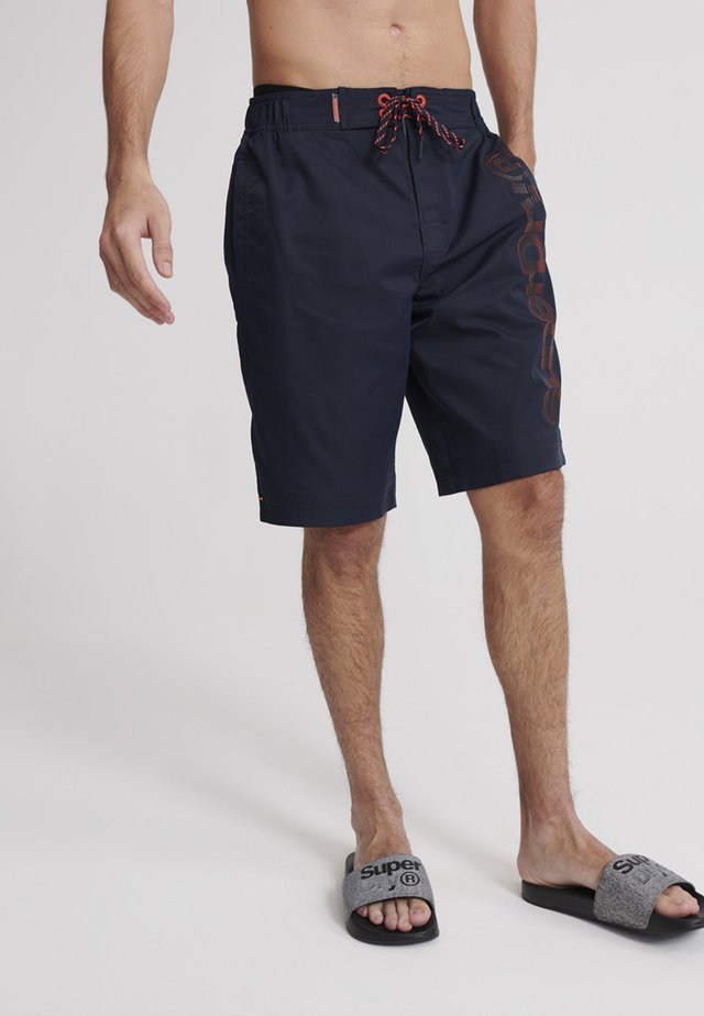 SUPERDRY CLASSIC BOARDSHORT - Badeshorts - darkest navy