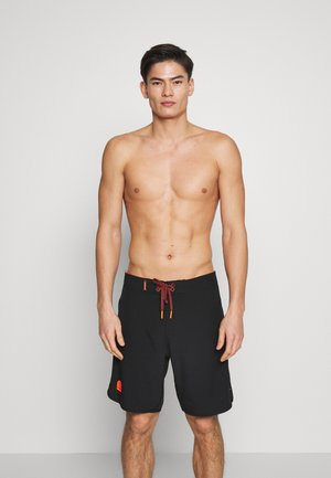 DEEPWATER BOARDSHORT - Shorts da mare - black