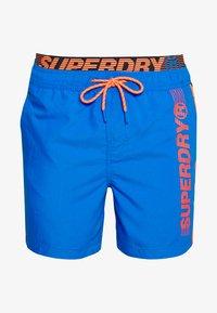 Superdry - STATE VOLLEY SWIM - Zwemshorts - weekend blue - 2