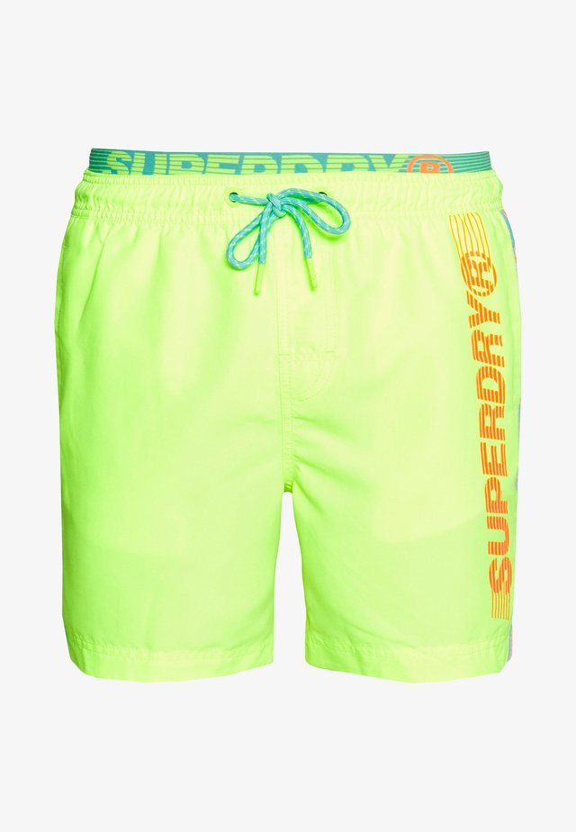 STATE VOLLEY SWIM - Surfshorts - cuba green