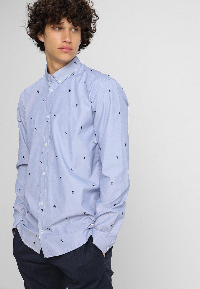 Suit - DENZEL - Hemd - light blue
