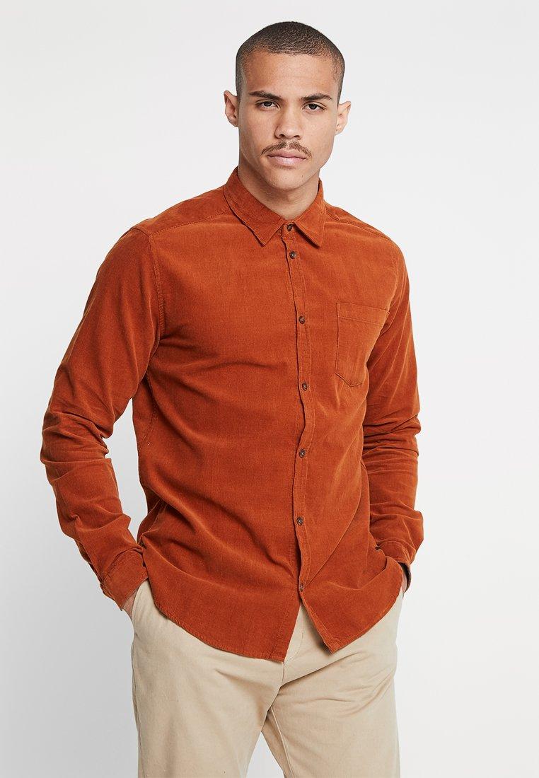 Suit - PACIFIC - Hemd - golden brown