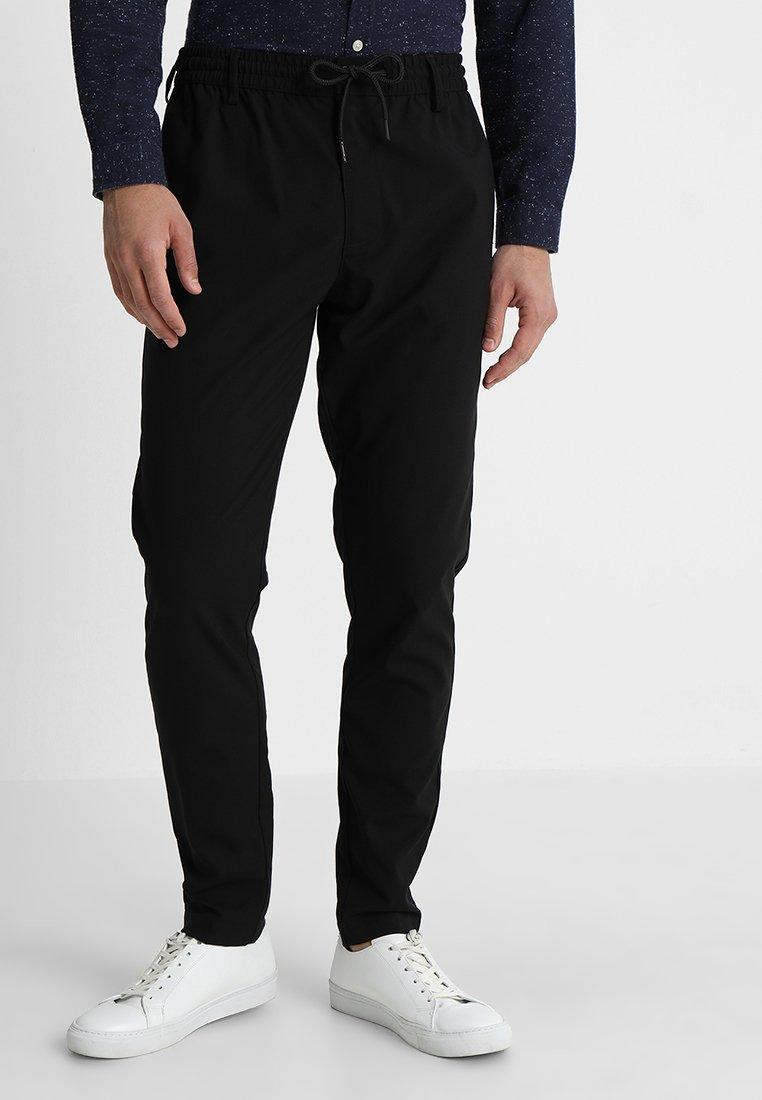 Suit - SAXO CORE - Pantalon classique - black