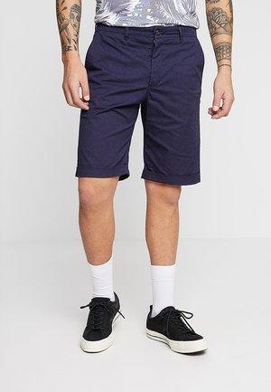 FRANK SUMMER - Shorts - navy