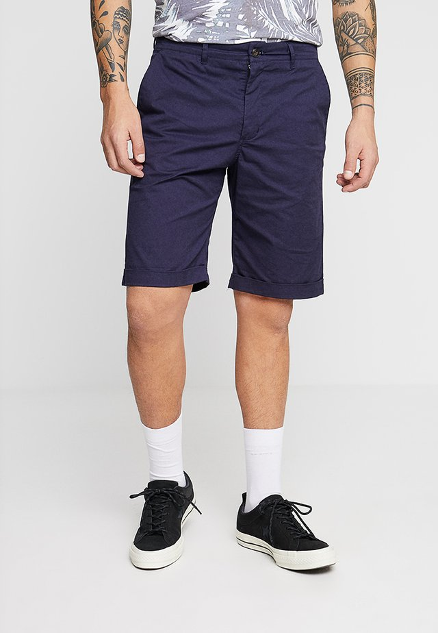 FRANK SUMMER - Shorts - navy