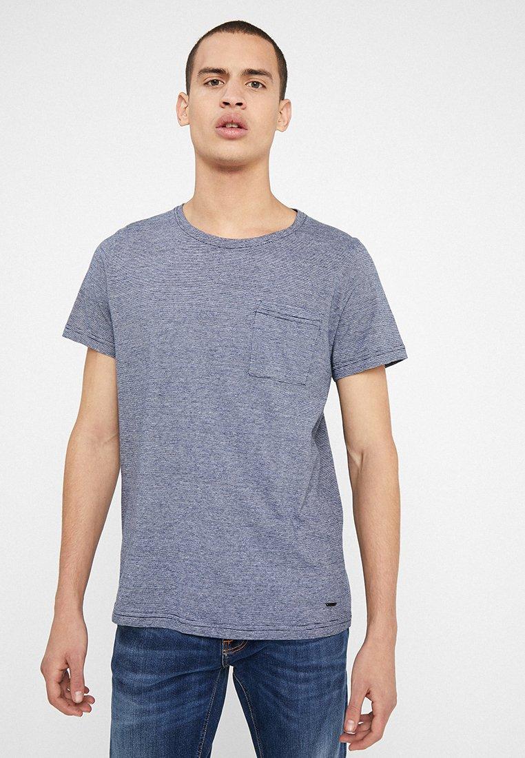 Suit - HOWARD - Camiseta básica - navy