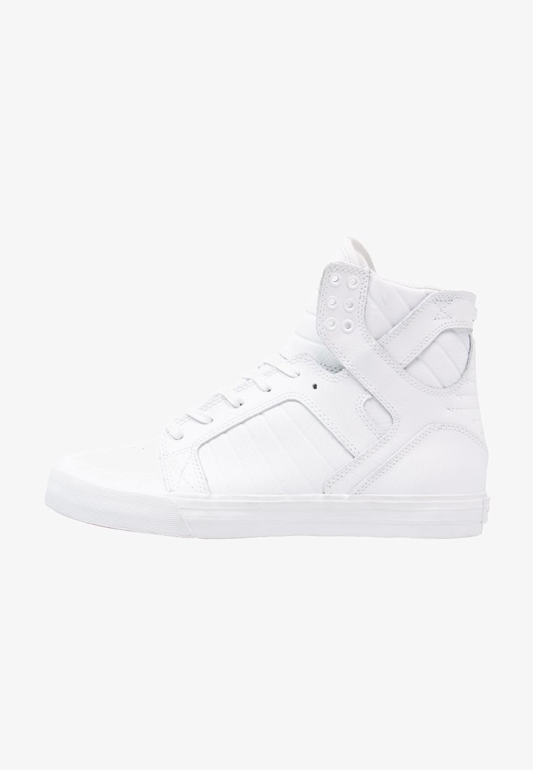 Supra - SKYTOP CLASSIC - Sneakers high - white/red