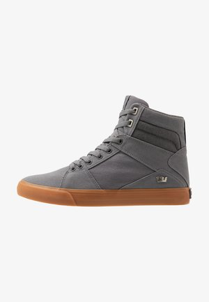 ALUMINUM - High-top trainers - charcoal