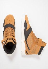 Supra - BREAKER - High-top trainers - tan/black/bone - 1
