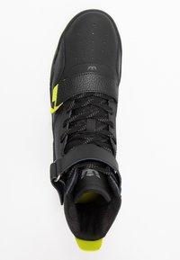 Supra - BREAKER - High-top trainers - black/lime - 1