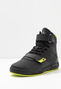 Supra - BREAKER - Baskets montantes - black/lime - 2