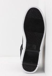 Supra - BREAKER - High-top trainers - black/silver/white - 4