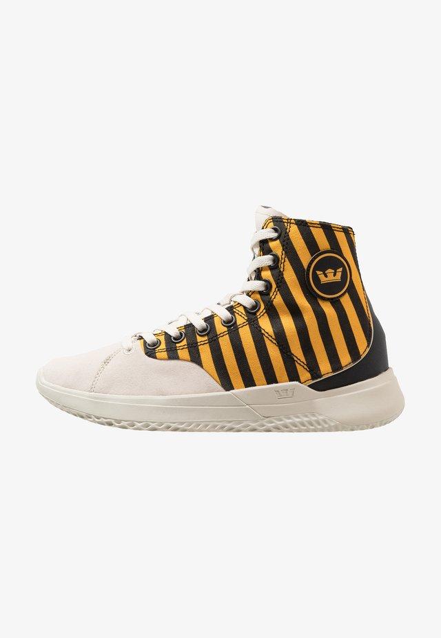 STATIK - Sneakers high - bone