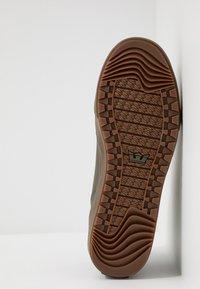 Supra - VAIDER COLD WEATHER - Sneakers hoog - olive - 4