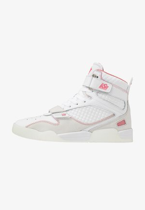 BREAKER X SAMII RYAN - Sneakers hoog - white