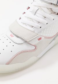 Supra - BREAKER X SAMII RYAN - Sneakers hoog - white - 5
