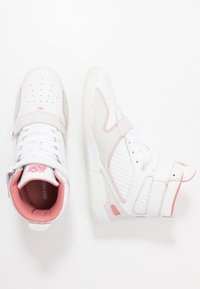 Supra - BREAKER X SAMII RYAN - Sneakers hoog - white - 1