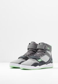 Supra - BREAKER - Zapatillas altas - grey/mint/white - 2