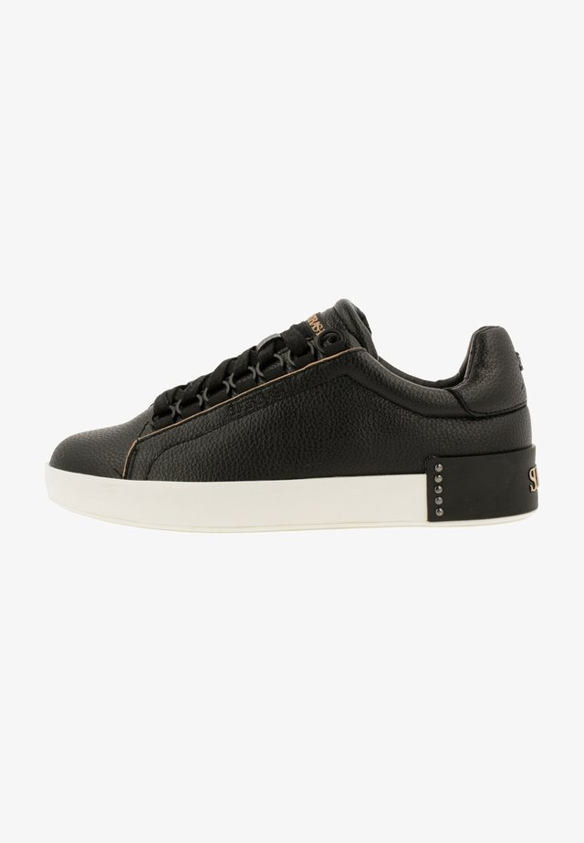 LINA CED  - Sneakers laag - black /nude