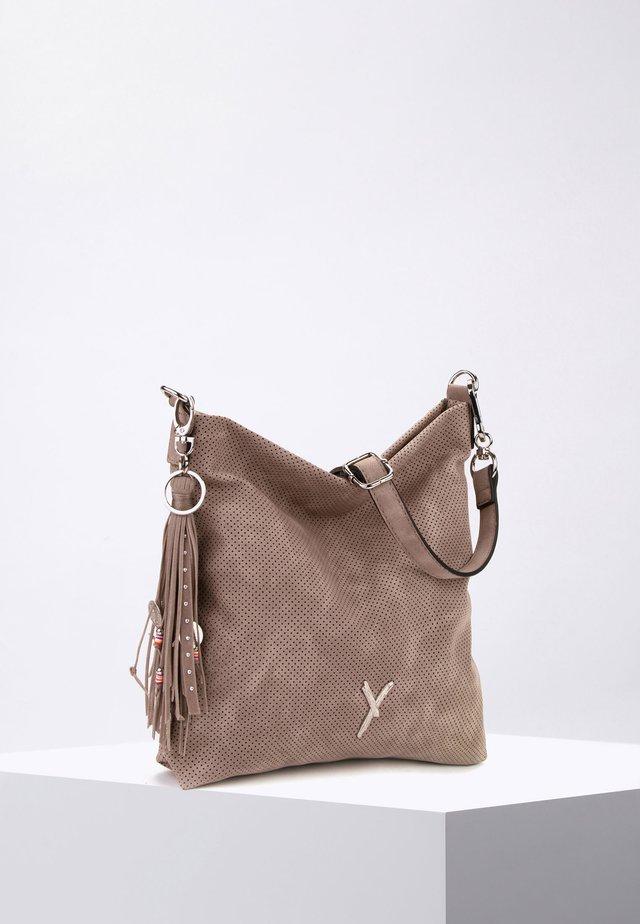 ROMY BASIC - Across body bag - sand