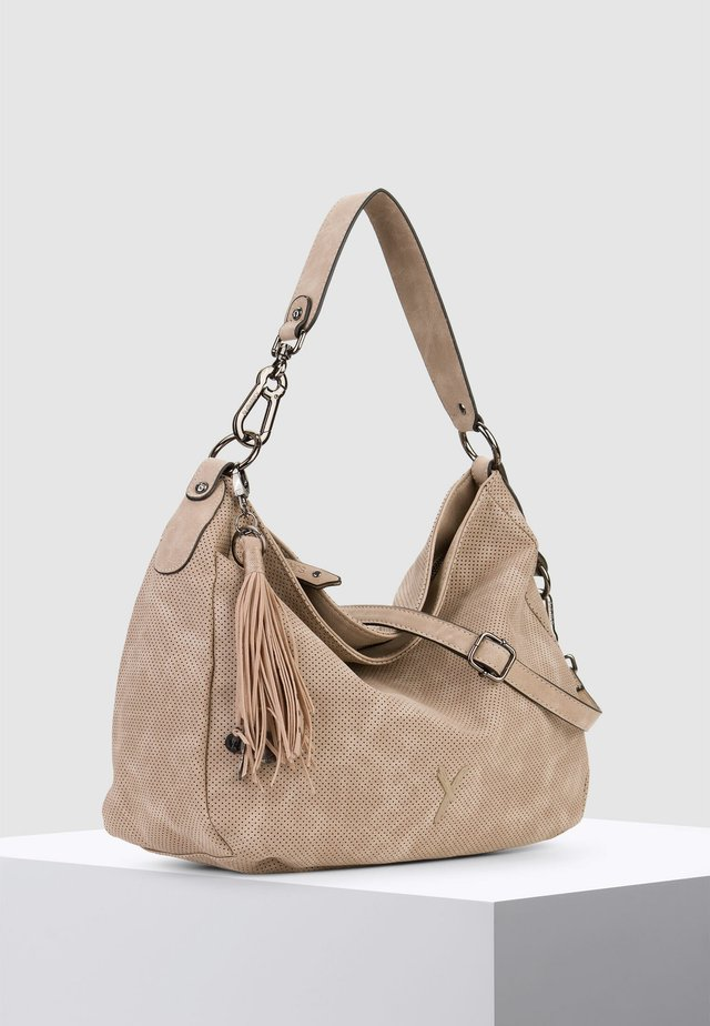 ROMY BASIC - Sac à main - sand 420