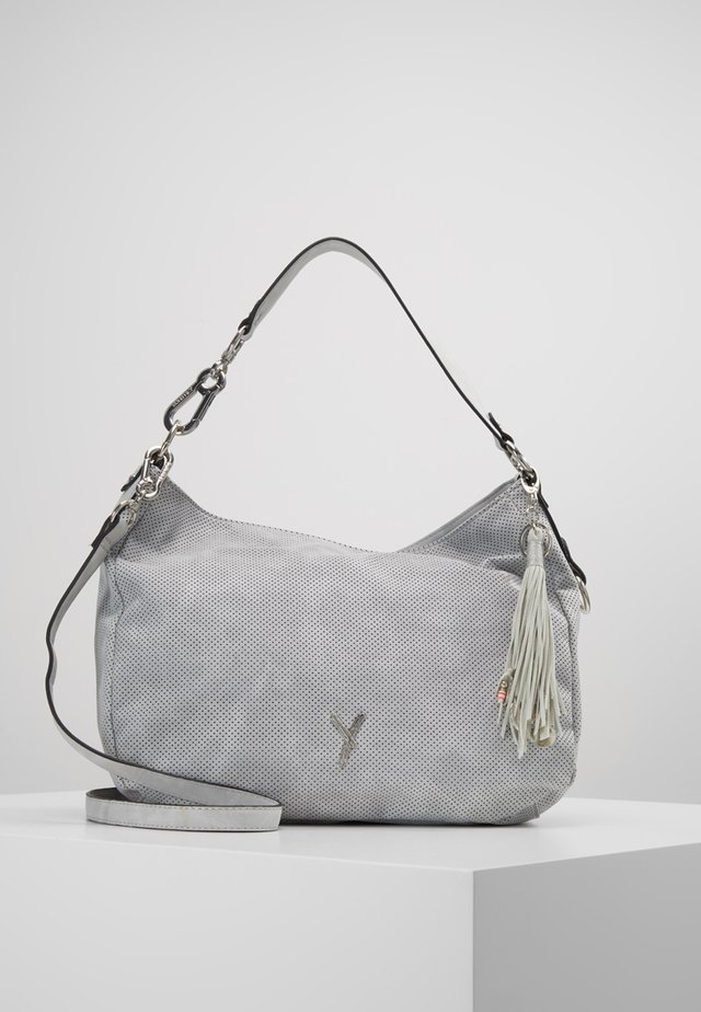 ROMY BASIC - Handbag - grey