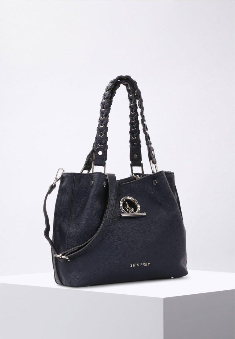 SURI FREY - SHIRLEY - Handtasche - blue