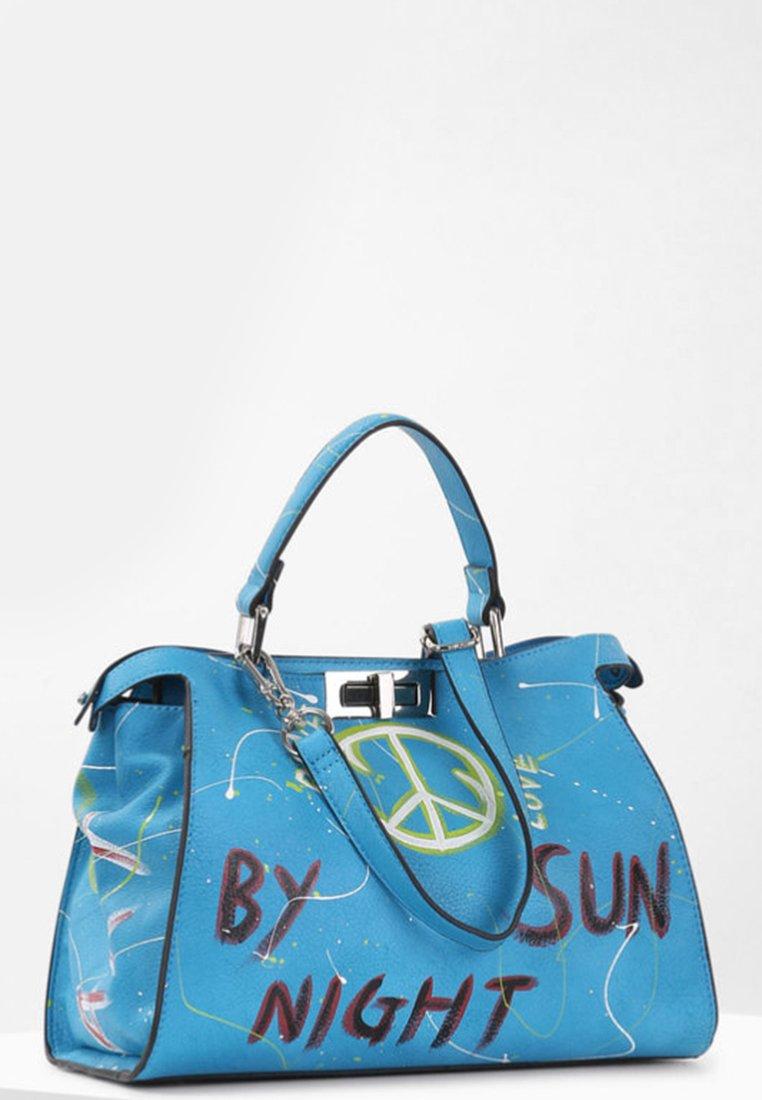 SURI FREY - JOY  - Handtasche - turquoise