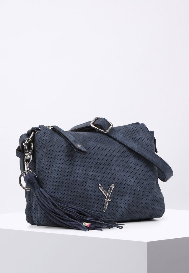 ROMY BASIC - Schoudertas - blue
