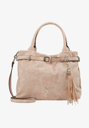 ROMY BASIC - Handbag - old rose