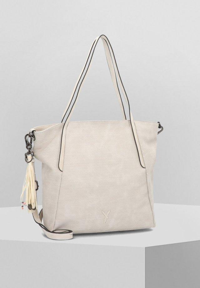 ROMY BASIC - Shopping Bag - ecru