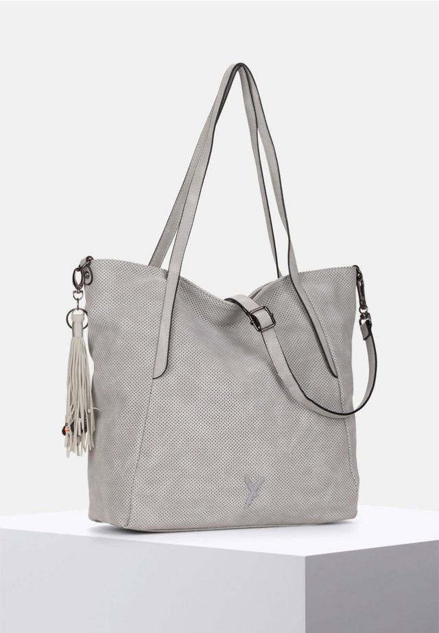 ROMY BASIC - Shopper - grey