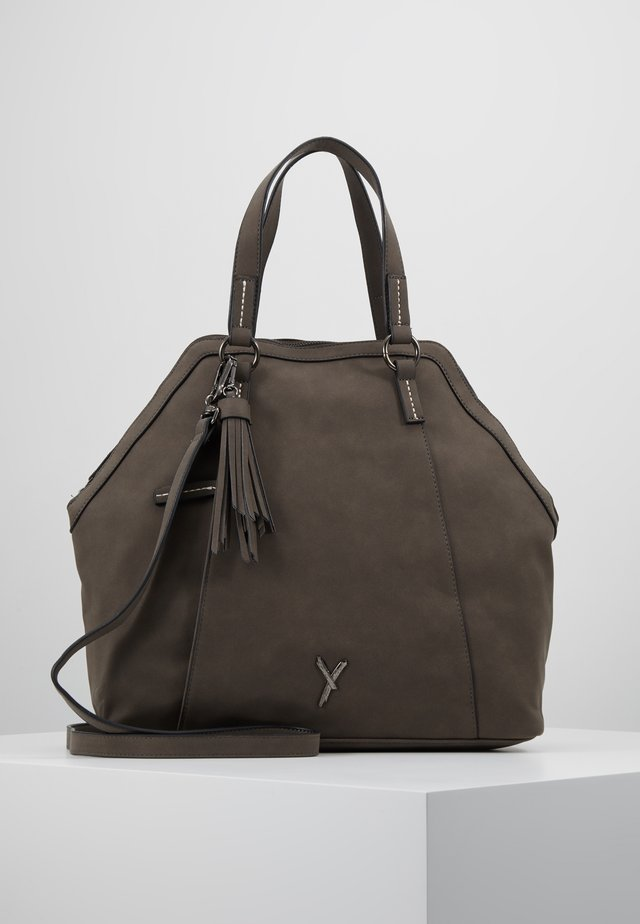 ELY - Shopper - brown
