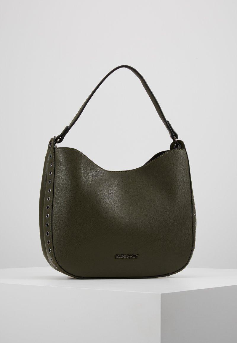 SURI FREY - KRISSY - Handtasche - khaki