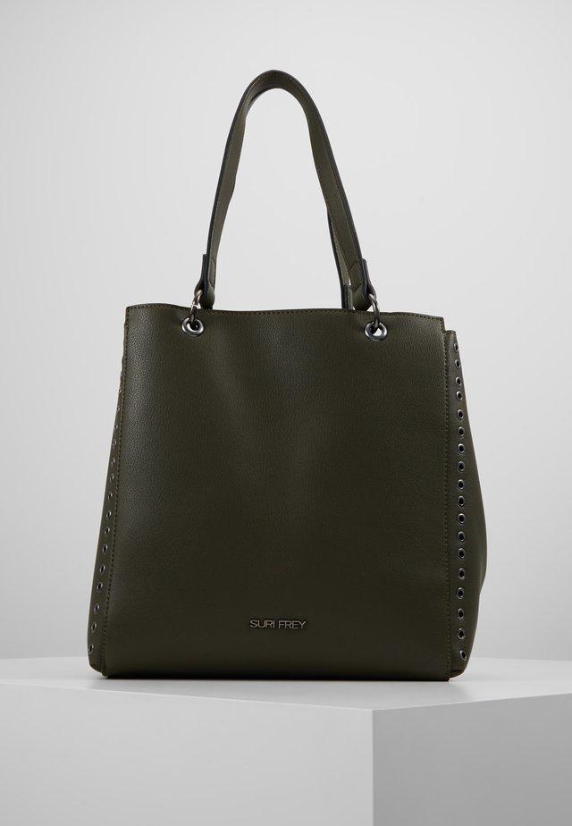 KRISSY - Håndtasker - khaki